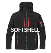 softshell embroidery